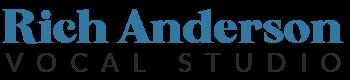 Rich Anderson Vocal Studio